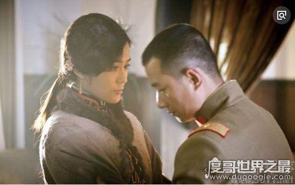 张学良二夫人谷瑞玉婚后作风浪荡,与张学良解除婚姻(终身未再嫁)