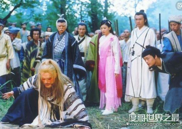 倚天屠龙记阳顶天身世之谜,三个细节证明是杨过之子