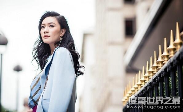 田海蓉个人资料曝光,曾是陆毅前女友后嫁亿万富翁