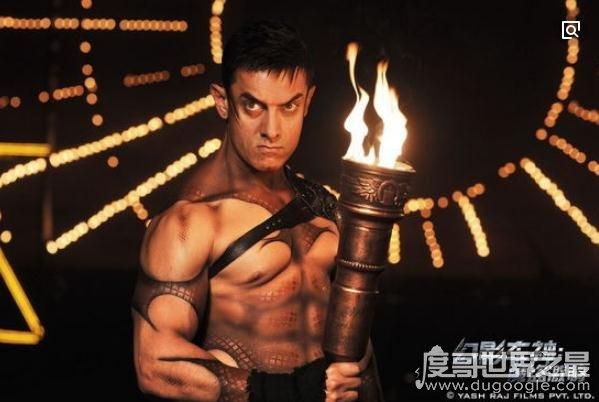 印度电影届扛把子阿米尔·汗,《摔跤吧!爸爸》登顶全球票房冠军