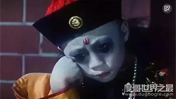 林正宏被传是林正英的儿子,昔日可爱的小僵尸如今长大后依旧帅气