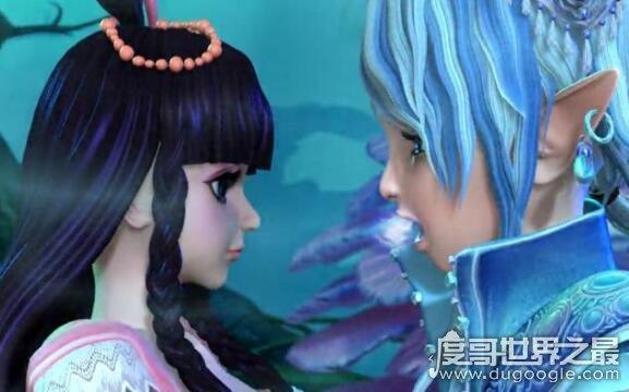 《精灵梦叶罗丽》中的王默身世不平凡,她的父亲是仙境强者