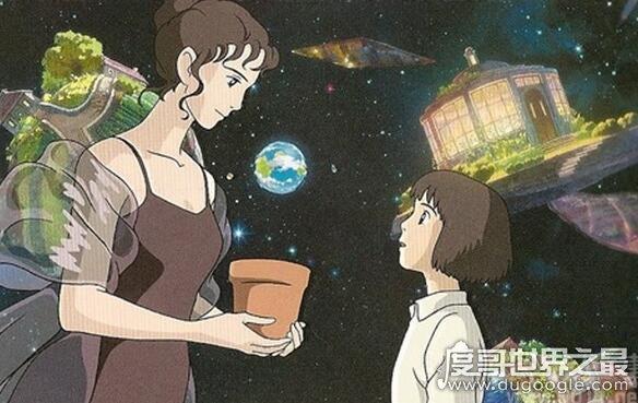 盘点宫崎骏的所有动画电影,全部都看过的才是真爱粉