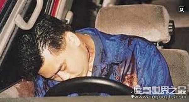 """因为帮梅艳芳出气,香港三合会""""港仔之虎""""陈耀兴被枪杀案"""