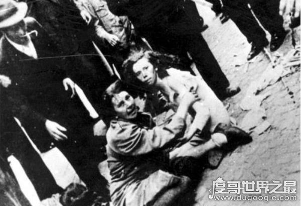犹太人为什么被杀,二战中希特勒屠杀犹太人的四大真实原因分析