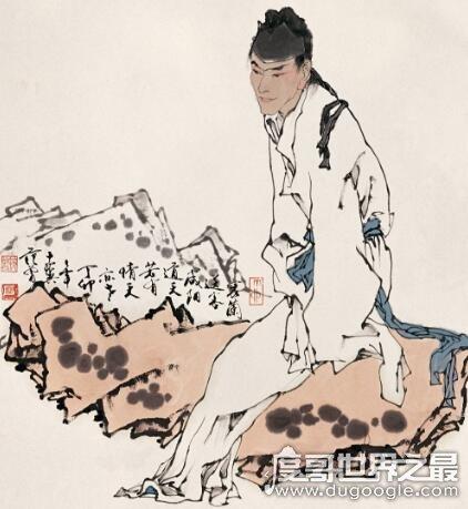 你知道诗鬼是谁吗,诗鬼李贺因长期抑郁27岁就英年早逝了