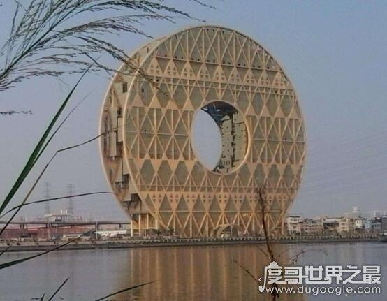 中国最奇葩的建筑,沈阳乱码大楼(密集症人群勿入)