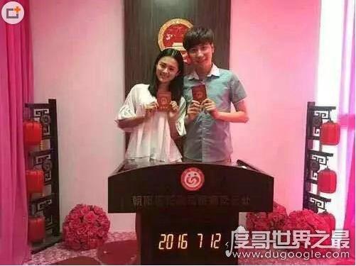 安悦溪老公是谁?是她的大学同学(两人结婚照曝光)