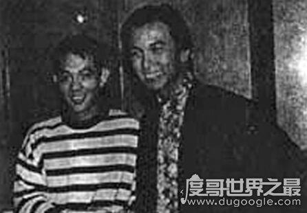 蔡子明刚当上李连杰经纪人就被枪杀了,复杂背景引猜测