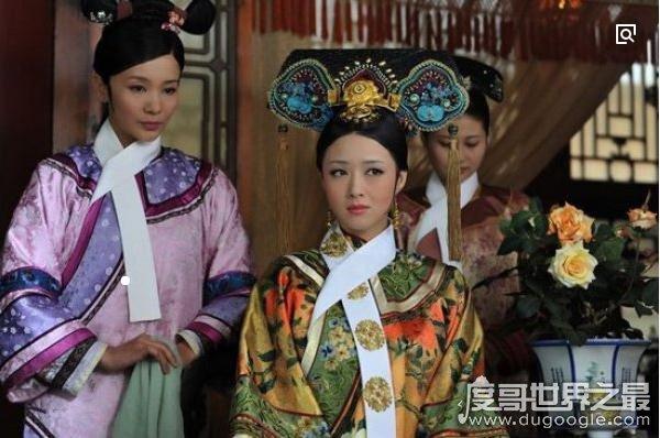 甄嬛传华妃的原型敦肃皇贵妃,实则娴熟端庄是雍正一生的挚爱