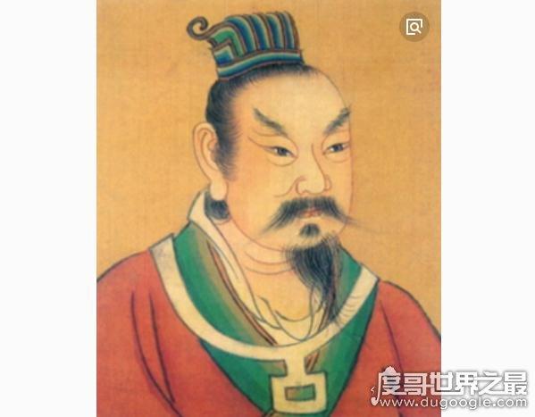 五代后唐皇帝李嗣源(唐明宗),与其兄李存勖争权夺利抢皇位