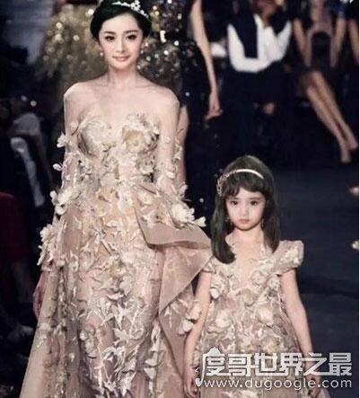 证明杨幂养小鬼的3个证据,给女儿取名糯米是为辟邪(谣言)