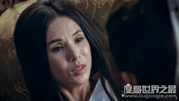 最经典的小龙女李若彤,不老女神离开滤镜尽显老态(图片)