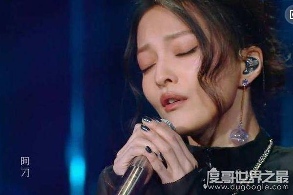 阿刁张韶涵视频,张韶涵我是歌手歌曲盘点(附现场视频)