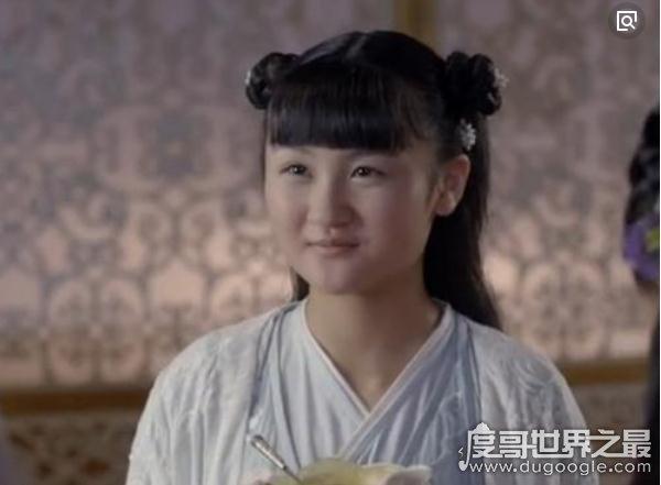 陆子艺个人资料介绍,花千骨中的胖妞幽若如今逆袭成白富美(图片)