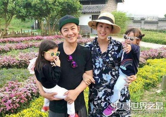 陈浩民老婆蒋丽莎5年剖腹生4胎,月子都没做过(后遗症非常大)