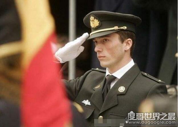 世界上混血最多的王子,比利时阿米迪欧王子(11国混血)