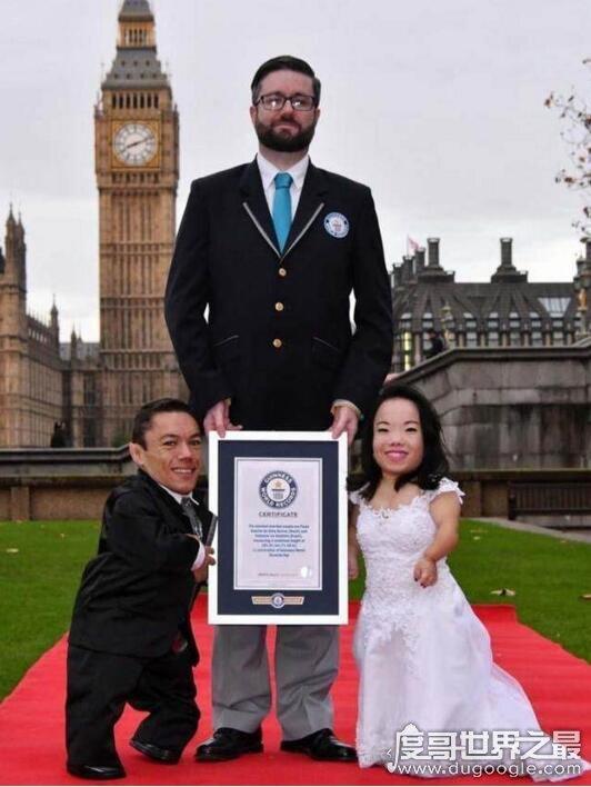 世界最高夫妻,中国孙明明/徐艳夫妇破纪录(共4.23米)