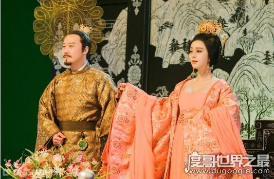 范冰冰马震视频,在《王朝的女人杨贵妃》中上演大尺度戏码