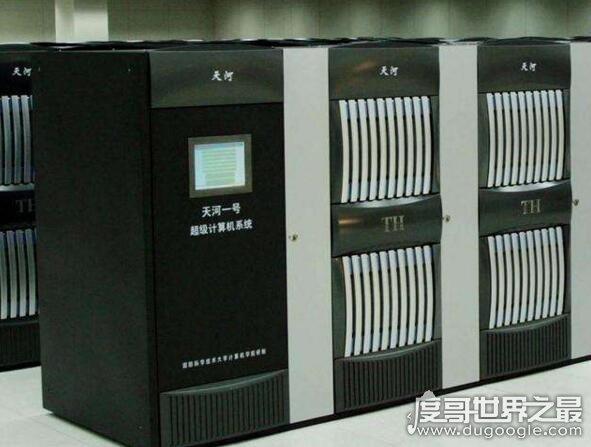 中国最快的计算机排名,神威太湖之光第一(12.5亿亿次/秒)
