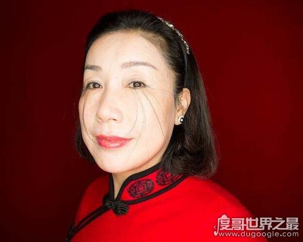 世界上睫毛最长的人,尤建霞以12.4厘米的睫毛破世界纪录