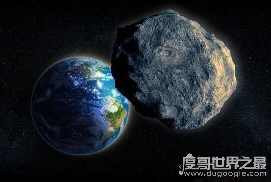 地球2032年灭亡过程图,超大陨石的撞击会带来毁灭性灾难
