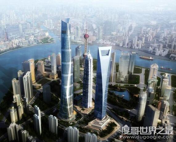 上海军刀楼事件灭门,上海中心大厦以绝对的优势破风水局
