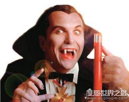世界上牙齿最长的人,长17厘米的巨牙是假新闻(最长3.67cm)