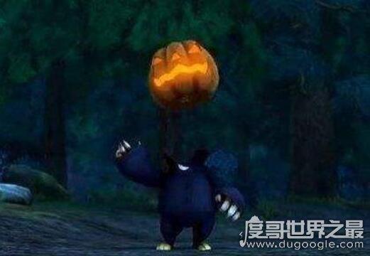 熊出没最恐怖的一集,光头强化身变态杀人魔吓坏小朋友(视频)