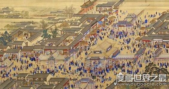 中国历史上公认的四大盛世,是中国最受世界瞩目的四个时代