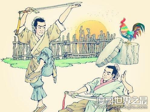 中国古代十大不败名将,看看十大战神中有没有你仰慕的英雄