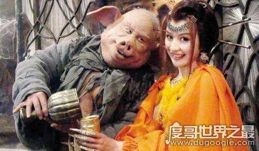猪八戒真实身份好厉害,竟是玉皇大帝亲外孙(董永七仙女之子)(www.souid.com)