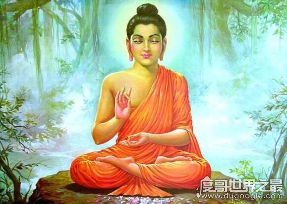 佛界第一位佛祖是谁,燃灯上古佛(释迦牟尼只是他的传承者)