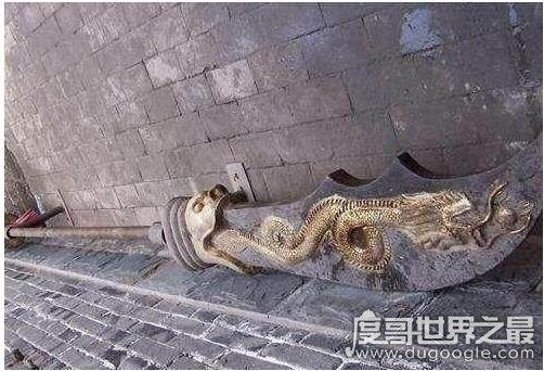 关羽的墓地有没有被盗,三座陵墓在1800中无人敢盗