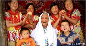 中国现在最长寿的人
