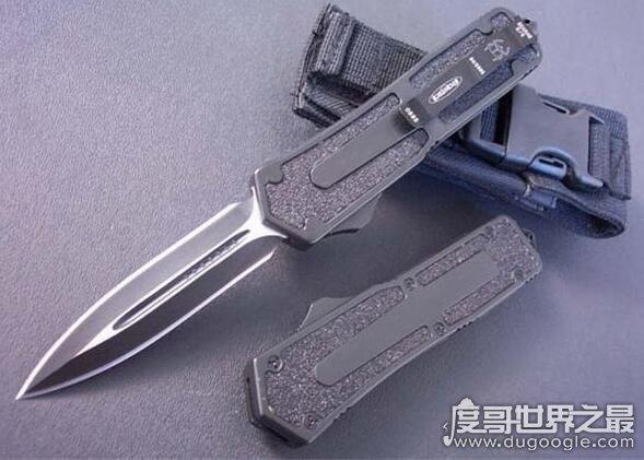 世界十大知名军用匕首,看看这些军刀你认识几把