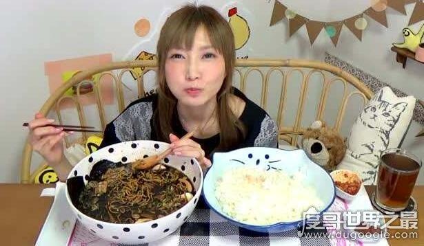 中日大胃王pk,木下佑香/哗vs密子君(木下惨遭完虐)