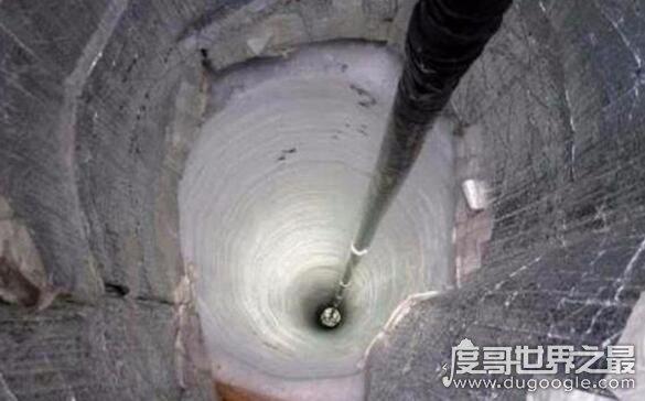 世界上有人拍到地狱,前苏联挖科拉超深钻孔探到地狱入口