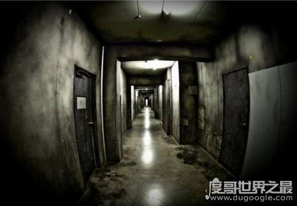 日本最恐怖的鬼屋,慈急病院(获吉尼斯最恐怖鬼屋称号)