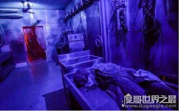 日本最恐怖的鬼屋,慈急病院(獲吉尼斯最恐怖鬼屋稱號)