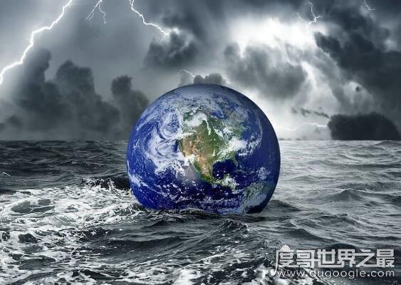 7000000亿年的地球图片,那时候的地球正在为诞生做准备