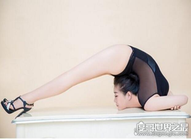 中国最柔软的女人,孙菲(柔软的长腿翘臀写真惊艳众人)