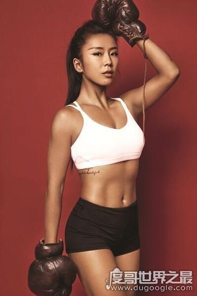 中国第一美臀,姜黎明(中国唯一能参加巴西美臀大赛的女孩)