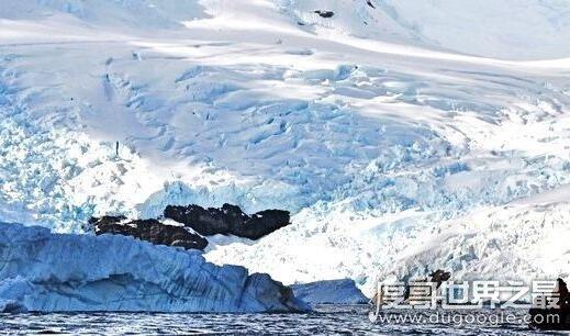 南极腹地711事件,南极冰层下有一座超现代化城市