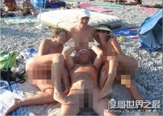 盘点十大国外天体浴场图片,美女全裸上演湿身诱惑(组图)