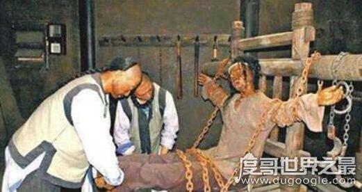 史上最严酷的刑罚一滴水刑是真的还是假的,关于一滴水刑的介绍