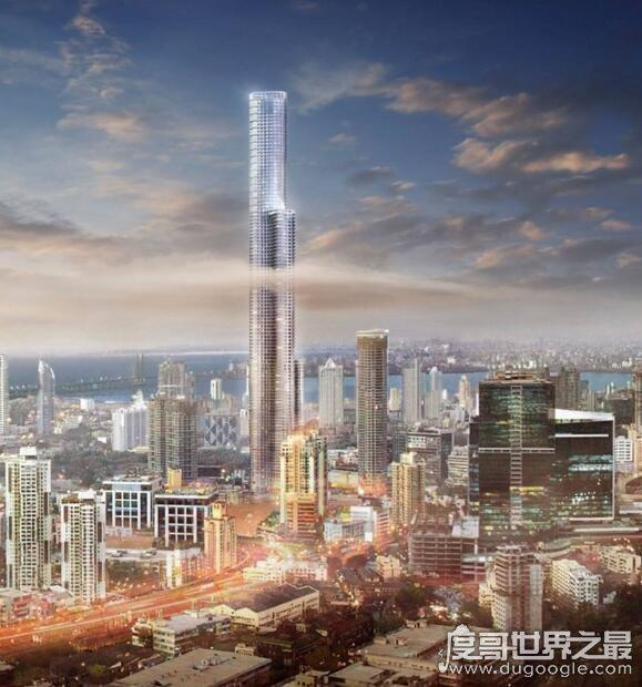 2018世界第一高楼排名,王国大厦1007米夺冠(中国上榜4个)