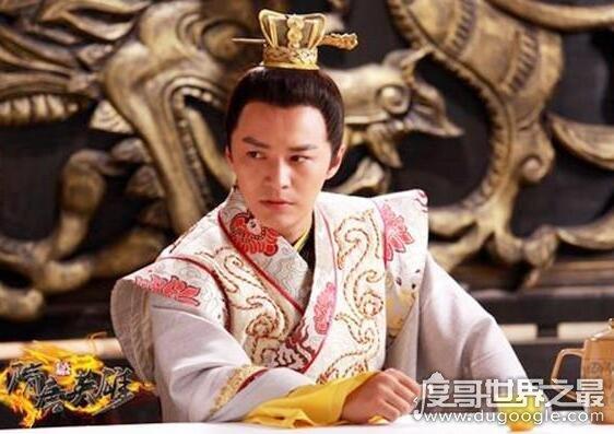 唐朝最帅的皇帝是李世民,家族遗传好基因(父母颜值都高)