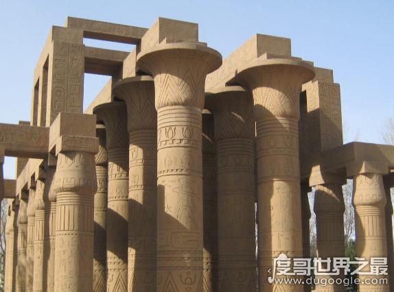 埃及三大神庙是什么,去埃及旅游必去的三座神庙