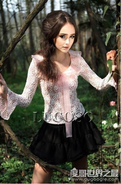 世界最美模特,德博拉·席尔瓦dabora惊艳全球(梦幻写真)